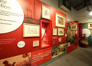 Revolution section, Main Gallery One