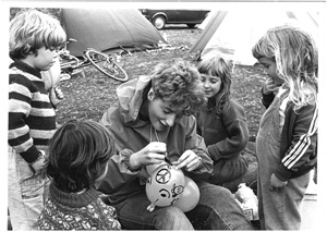 3 December 2013, Snapshot on Greenham Common © People's History Museum